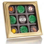 Father's Day Sport Chocolate Dipped Oreos®- Window Box of 9