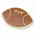 Football Cookie Favor