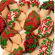 """Holly Berry Gourmet Fortune Cookies- INDIVIDUALLY WRAPPED """"BULK"""""""