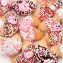 New Baby Girl Fortune Cookies- Bulk Individually Wrapped