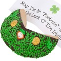 Saint Patrick's Day Super Giant Fortune Cookie