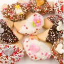 """Wedding Gourmet Fortune Cookies-Individually Wrapped -""""Bulk"""""""