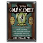 Personalized Golf Academy Sign - 1