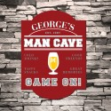 Personalized Classic Tavern Bar Signs - Man Cave