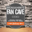 Personalized Classic Tavern Bar Signs - Fan Cave