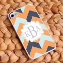 "Chevron iPhone Cases - ""Fabulous Fashionista"" Chevron iPhone Case"