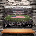 NFL Stadium Canvas Prints - Available in All 32 Teams