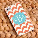 "Chevron iPhone Cases - ""Pretty Popsicles"" Chevron iPhone Case"