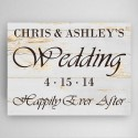 Wedding and Couples Wall Art - Wedding Reception Canvas Print