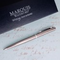 Personalized Waterford® Arcadia Ballpoint Pen - Gunmetal