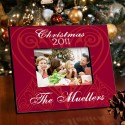 Personalized Christmas Love Picture Frame