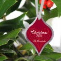 GC948 Christmas Hearts Ornament