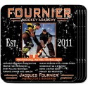 Personalized Coaster Set - Hockey Academy