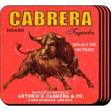 Personalized Coaster Set - Tequila