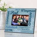 Wholesale Personalized Best Buds Picture Frame - Groomsman