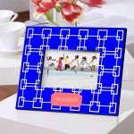 Color Brights Picture Frames - Grecian Blue Picture Frame
