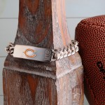 Personalized Chicago Bears Fan Favorite Bracelet