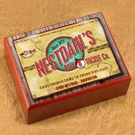 Personalized Cigar Humidor - Bait & Tackle Co. Humidor