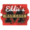 "Vintage Personalized Pub Signs - NEW!  Vintage ""Stadium"" Man Cave Tavern Sign"