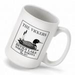 Cabin Series Coffee Mug - Loon Coffee Mug