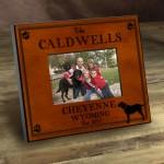 Cabin Frames - Labrador Picture Frame