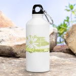 Personalized Divine Daisy Water Bottle