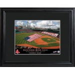 Personalized Major League Baseball Stadium Print - Boston Red Sox