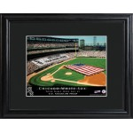 Personalized Major League Baseball Stadium Print - Chicago White Sox