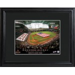 Personalized Major League Baseball Stadium Print - Houston Astros