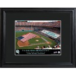 Personalized Major League Baseball Stadium Print - Miami Marlins