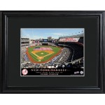 Personalized Major League Baseball Stadium Print - New York Yankees