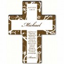 Personalized Tree of Life Cross - Prayer 5 - Angel Bedtime Prayer