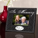Personalized In Memory Picture Frame