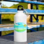 Personalized First Communion Sunshine Water Bottle