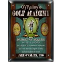 Personalized Golf Academy Sign - 2