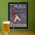 Personalized Homerun Tavern Sign