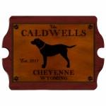 """""""Cabin"""" Series Vintage Signs - Labrador Vintage Pub Sign"""