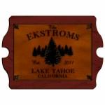 """""""Cabin"""" Series Vintage Signs - Spruce Vintage Cabin Sign"""