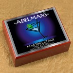 Personalized Cigar Humidor - After Hours Humidor