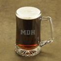 Personalized Monogram Sports Mug - Varsity 3 Letter Monogram