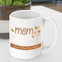 Personalized Mother's Day Coffee Mugs - GC786 Breath of Spring