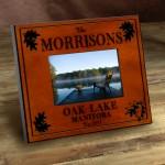 Cabin Frames - White Oak Picture Frame