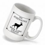 Cabin Series Coffee Mug - Stag Coffee Mug
