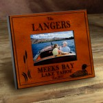 Cabin Frames - Loon Picture Frame