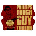 Vintage Personalized Pub Signs - NEW!  Tough Guy Vintage Tavern Sign