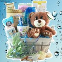 Beary Relaxing Spa Gift Basket