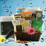 Boss Lady Spa Gift Basket
