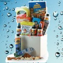 Bubbles and Snacks for Dad Fathers Day Gift