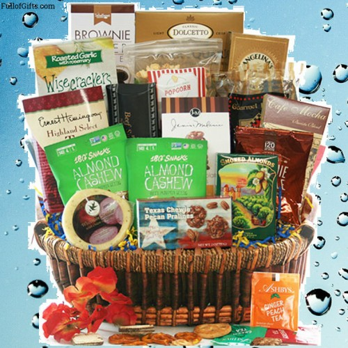 Executive Collection Corporate Gift Basket