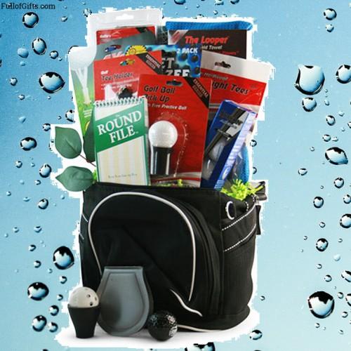 Golf is My Bag Golf Gift Basket